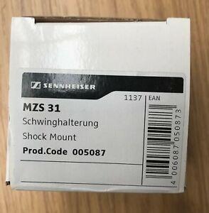Sennheiser MZS31 Shockmount, New, 2 in lot