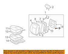 Lexus TOYOTA OEM 02-03 ES300 Front Seat-Seat Back Panel Clip 7176933030