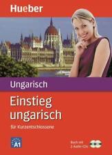 Einstieg ungarisch. Buch + 2 Audio-CDs - 9783190054022 PORTOFREI
