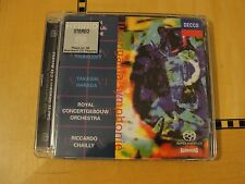 Olivier Messiaen - Turangalila Symphonie - Super Audio Hybrid CD SACD Decca