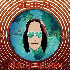 Todd Rundgren – Global (2015)  CD+DVD Deluxe Edition  NEW/SEALED  SPEEDYPOST