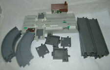 TOMY Thomas and Friends Station Roadway & Gray Track Lot (18 Pieces)