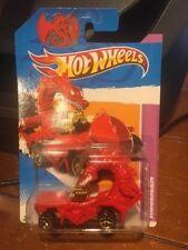 2013 Hot Wheels Year of the Dragon Edition Rodzilla Red HTF
