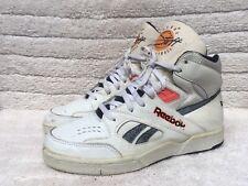 Vintage 1990's Reebok Stuff Hi Top Basketball Sneakers Size EUR 44.5 | US 10.5