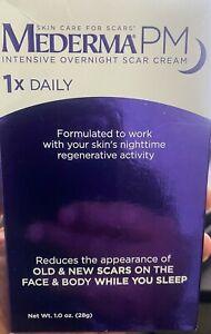 Mederma PM Intensive Overnight Scar Cream - 1oz