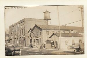 RPPC ROBESON CUTLERY COMPANY BUILDING in PERRY NY WYOMING  COUNTY  KNIFE FACTORY