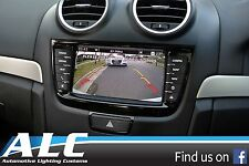 Holden VE Reverse camera Series 2  HSV WM Omega SV6 SS SSV E3 Maloo IQ head unit