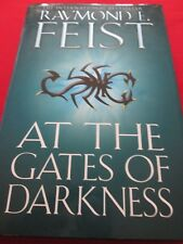 RAYMOND E. FEIST - AT THE GATES OF DARKNESS - 1ST ED. HB