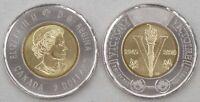 Kanada / Canada 2 Dollars 2020 75 Jahre Kriegsende unz.
