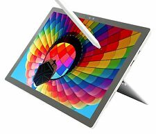 "New Microsoft Surface Pro 4 12.3"" Intel Core i5 3GHz 4GB 128GB SSD Win 10 Pro"