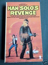 HANS SOLO'S REVENGE - BRIAN DALEY - SPHERE PAPERBACK -1980 -  VG