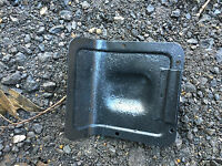 Triumph Spitfire Herald Vitesse GT6 Rear Spring Differential Hatch Cover Plate