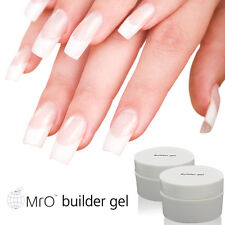 RS NAIL 0.5fl.oze UV GEL CLEAR HARD BUILDER GEL HARMLESS NAIL ART