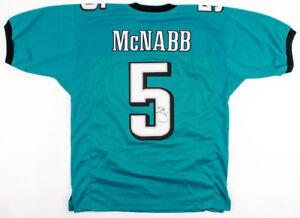 Donovan McNabb Signed Philadelphia Eagles Jersey (JSA COA) 6x Pro Bowl Q.B.