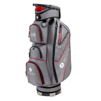 Motocaddy Club Series Cart Bag 14 way Divider Charcoal/Red Brand New 2021 Model