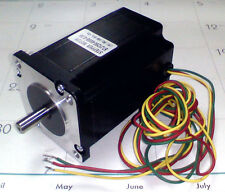 CNC Milling Machine Latch Router NEMA 23 Step Motor 3 Phase 3.6 N.m & 1.5M Cable