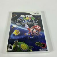 Wii Super Mario Galaxy nintendo video game (Untested / AS IS)