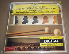 Karajan HAYDN Symphonies No.103 & 104 - DG 410 517-1 SEALED