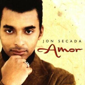 VERY GOOD CD Jon Secada Amor by Secada, Jon 1995 Pop Music