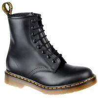 Dr Martens 1460z 8 Eye Boot Genuine classic Black 11822006 RRP £105