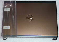 """NEW GENUINE DELL VOSTRO 3300 13.3"""" LED LID COVER BRONZE HINGES WIRE Y8WH3 0Y8WH3"""