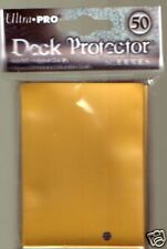 ULTRA PRO DECK PROTECTOR - CANARY YELLOW (PKT50)