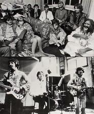 Vintage Beatles 11X14 Pin-up Poster John Lennon Paul McCartney George Harrison!