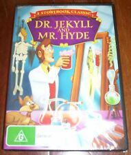 Dr Jekyll and Mr Hyde - A Storybook Classic - NEW / SEALED - R4