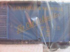K-Line S-Gauge Box Car Nib A.C. Gilbert Compatible Louisville & Nashville