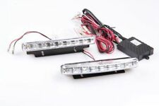 LED 6000K 12V DRL Tagfahrlicht 16 SMD TÜV FREI R87 Modul 155/ 18/ 37 mm OPEL
