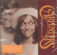 CARPENTERS - SINGLES 1969-1981 [REMASTER] NEW CD