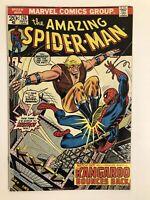 Amazing Spider-Man 126.  Gerry Conway and Gil Kane. Kangaroo.
