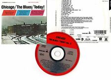 """CHICAGO THE BLUES TODAY """"Vol.3"""" (CD) 1966"""