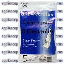 Electrolux E43 Upright Vacuum Bags for Power System Smartvac Z1700 - Z1795