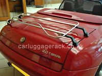 Convertible Car Luggage Boot Rack  - Stainless Steel