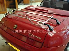 Alfa Romeo Spider 916  Luggage Boot Rack  - Stainless Steel