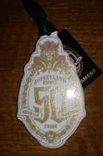 Disney Disneyland Haunted Mansion 50th Ornament Double Sided Madame Leota
