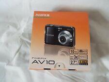 Fujifilm Finepix AV10 Silver Digital Camera - 10MP 3X Zoom
