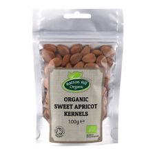Organic Sweet Apricot Kernels 100g Certified Organic
