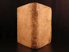 1673 Dutch Hazart Church History JESUIT Missions  TORTURE Martyrs America Africa