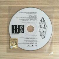 Gianna Nannini - Mura Mura - CD Single PROMO - 2007 Universal - Pia Pera RARO!