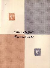 MAURITIUS – 1847 The Famous Stamps. Michael Harrison. 1947.