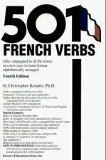 501 French Verbs: Fully Conjugated in All the Tenses in a New Easy-To-Learn Form