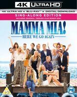 Nuovo Mamma Mia - Here We Go di Nuovo! 4K Ultra HD + Blu-Ray