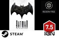 Batman Telltale Series [PC] Steam Download Key - FAST DELIVERY