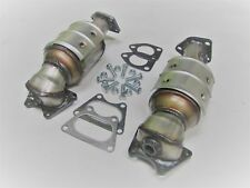 2003-2004-2005-2006-2007 Honda Accord 3.0L BANK 1 AND 2 Catalytic Converters