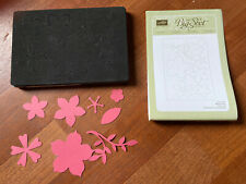 Sizzix Die Cutting Bigz L Big Shot Flower Frenzy 133728