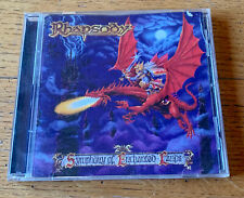 RHAPSODY Symphony of enchanted lands - CD