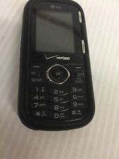 LG VN250 Cosmos - Black (Verizon) Cellular Phone Page Plus Straight Talk