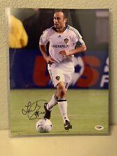 Landon Donovan Signed Los Angeles Galaxy 11x14 Photo PSA/DNA